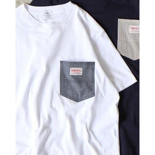 コーエン(coen)のcoen SMITH別注ポケットTシャツ19SS(Tシャツ/カットソー(半袖/袖なし))