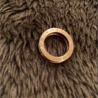 ブルガリ(BVLGARI)のブルガリ ビーゼロワン ピンクゴールド リング(リング(指輪))