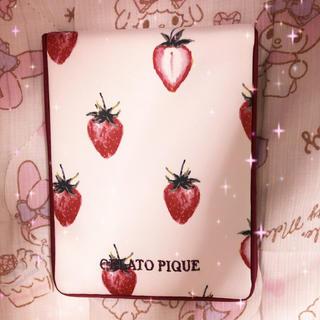 ジェラートピケ(gelato pique)のgelato pique いちご ミラー(ミラー)