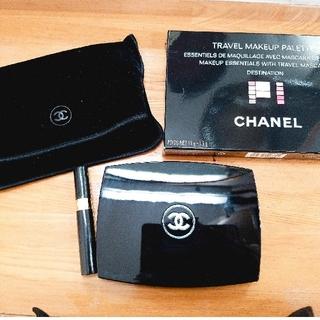 シャネル(CHANEL)のCHANEL トラベルメイクアップパレット(コフレ/メイクアップセット)
