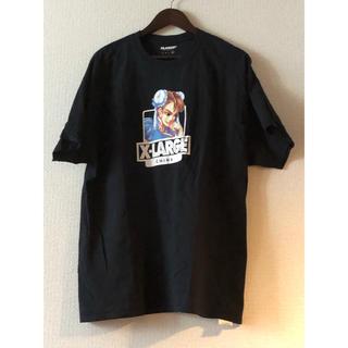 エクストララージ(XLARGE)のxlarge ストリートファイター 春麗 XL(Tシャツ/カットソー(半袖/袖なし))