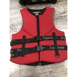 シュプリーム(Supreme)のMサイズ supreme life vest ライフジャケット(その他)