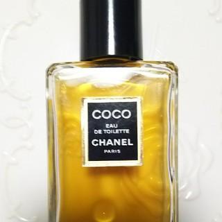シャネル(CHANEL)のCHANEL シャネル COCO オードトワレ75ミリ(化粧下地)