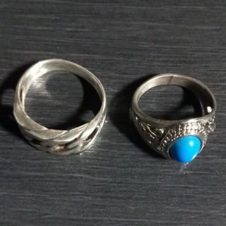 メンズリング2個セット(リング(指輪))