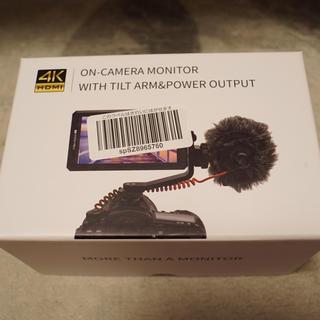 ソニー(SONY)のFeelworld F6 カメラ用液晶モニター 5.7インチ(その他)