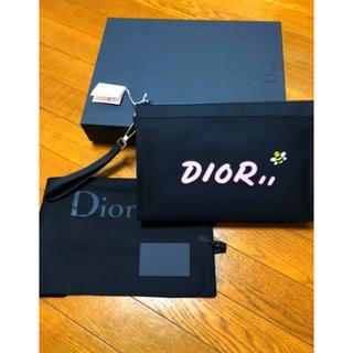 ディオール(Dior)のdior kaws クラッチ(クラッチバッグ)