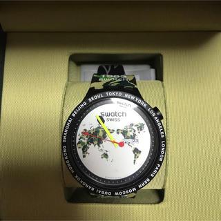アベイシングエイプ(A BATHING APE)のBAPE SWATCH(腕時計(アナログ))
