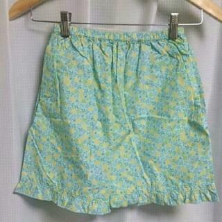 ユニクロ(UNIQLO)のフラワープリントスカート(スカート)