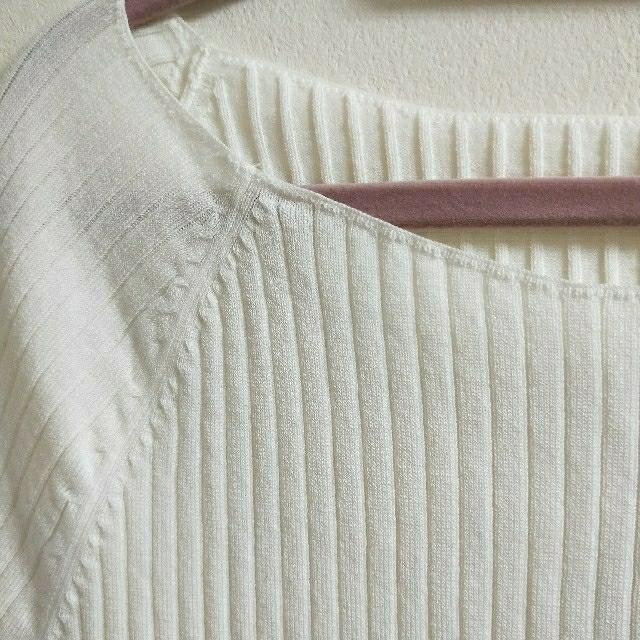 Mystrada(マイストラーダ)のマイストラーダ サマーニット レディースのトップス(ニット/セーター)の商品写真