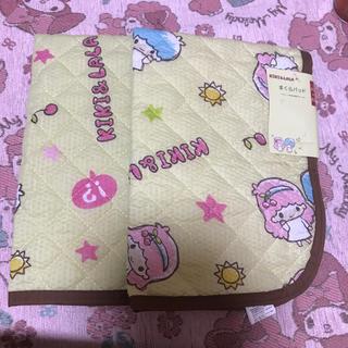 しまむら - キキララ 枕パッド2枚セット