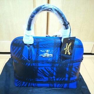 ヴィヴィアンウエストウッド(Vivienne Westwood)のヴィヴィアンウエストウッド×アングロマニア 新品未使用美品 (ハンドバッグ)