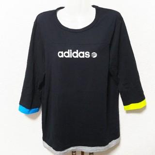 アディダス(adidas)の激安、adidas(アディダス)のTシャツ(Tシャツ(長袖/七分))