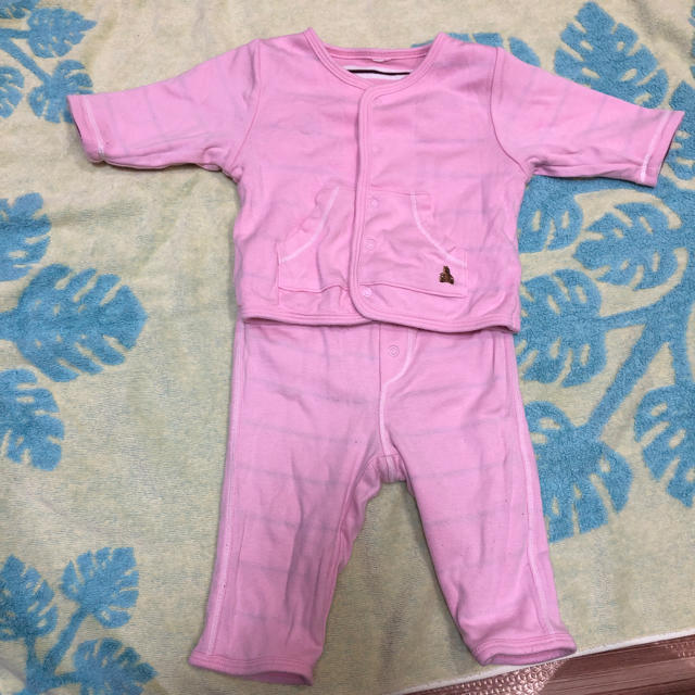 babyGAP(ベビーギャップ)のGAP baby girl セットアップ 60 リバーシブル キッズ/ベビー/マタニティのベビー服(~85cm)(その他)の商品写真