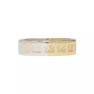 マルタンマルジェラ(Maison Martin Margiela)のマルタン マルジェラ 指輪(リング(指輪))