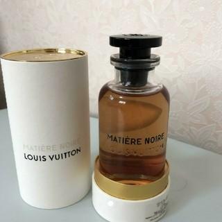 ルイヴィトン(LOUIS VUITTON)のルイヴィトン 香水 マティエール・ノワール 100ml(香水(女性用))