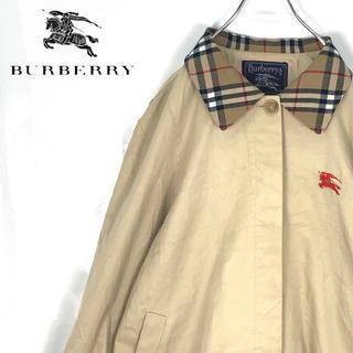 バーバリー(BURBERRY)の送料無料!バーバリーズ 最高級ライン プローサム 英国製 正規品 ゆるだぼシャツ(シャツ)