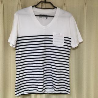 ナノユニバース(nano・universe)のナノユニバース ポケット Tシャツ(Tシャツ/カットソー(半袖/袖なし))