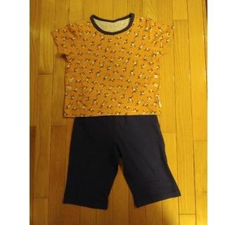 ユニクロ(UNIQLO)のユニクロ 100センチ 半袖 パジャマ ひつじのショーン(パジャマ)