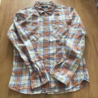 ナノユニバース(nano・universe)のナノユニバース チェックシャツ メンズ(シャツ)