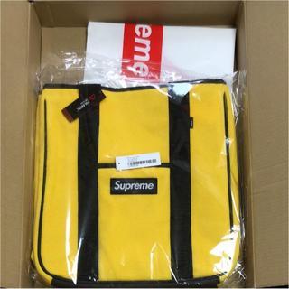 シュプリーム(Supreme)のSUPREME Polartec Tote Bag Yellow トートバッグ(トートバッグ)