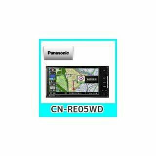 パナソニック(Panasonic)のパナソニック ストラーダ CN‐RE05WD 新品、未開封品(カーナビ/カーテレビ)