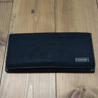 バーバリーブラックレーベル(BURBERRY BLACK LABEL)のバーバリーの財布(長財布)