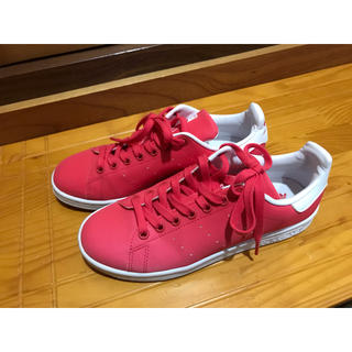 アディダス(adidas)のadidas スタンスミス コアピンク 23.5cm(スニーカー)