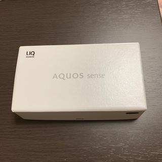 アクオス(AQUOS)のAQUOS sens  SHV40(スマートフォン本体)