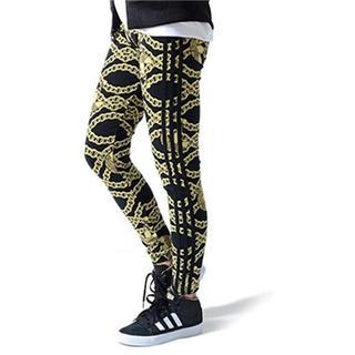 アディダス(adidas)のadidas originals チェーン柄 レギンス (レギンス/スパッツ)