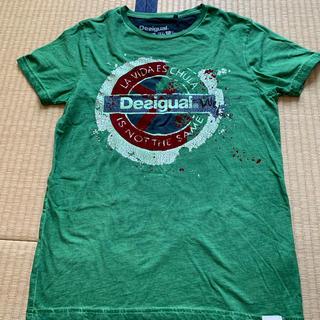 デシグアル(DESIGUAL)の【週末割引】Desigual デシグアル Tシャツ M ミスチル 桜井 和寿(シャツ)