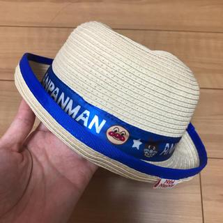 アンパンマン(アンパンマン)のアンパンマン  麦わら帽子48cm(帽子)