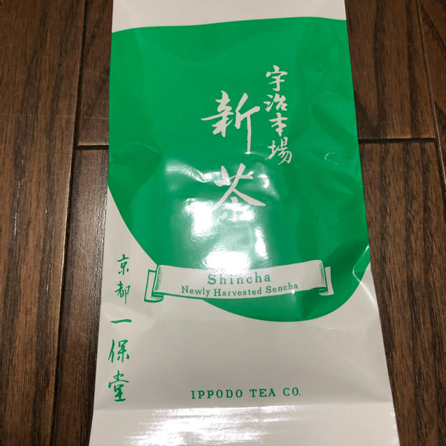 一保堂茶舗 新茶 50g 食品/飲料/酒の飲料(茶)の商品写真