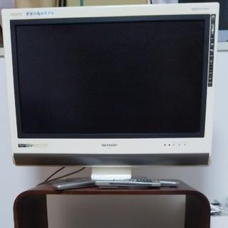 アクオス(AQUOS)のAQUOS  液晶カラーテレビ  26V型(テレビ)