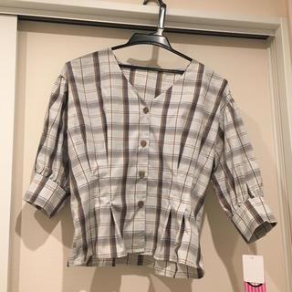 しまむら - しまむら チェックシャツ
