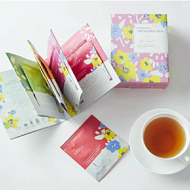 AfternoonTea(アフタヌーンティー)の紅茶 食品/飲料/酒の飲料(茶)の商品写真