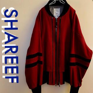 SHAREEF - Shareef シャリーフ ブルゾン COTTON DOBBY BLOUSON