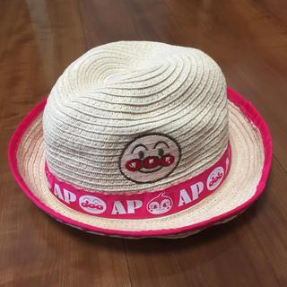アンパンマン(アンパンマン)のアンパンマン 帽子 50cm(帽子)
