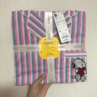 GU - スヌーピー  パジャマ