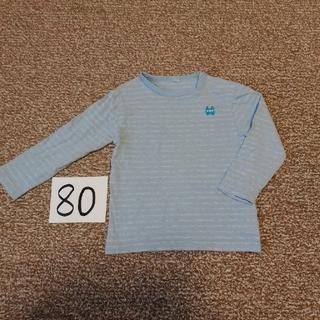 ムジルシリョウヒン(MUJI (無印良品))の無印 80cm Tシャツ(Tシャツ)