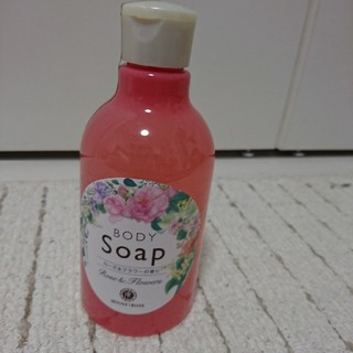 HOUSE OF ROSE - ボディソープ ローズ&フラワーの香り