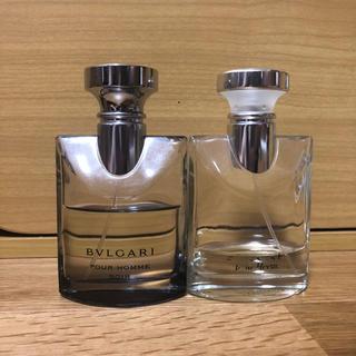 ブルガリ(BVLGARI)のブルガリ プールオム プールオムソワール 香水(香水(男性用))