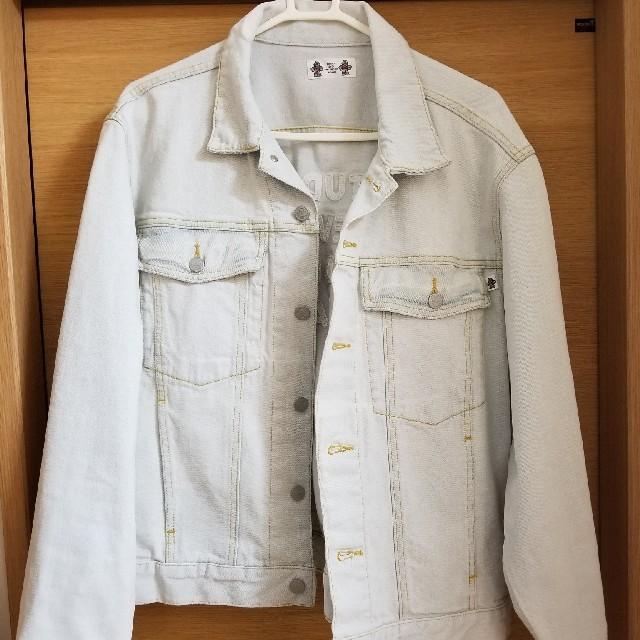 GU(ジーユー)の三代目 ジージャン Studio Seven メンズのジャケット/アウター(Gジャン/デニムジャケット)の商品写真