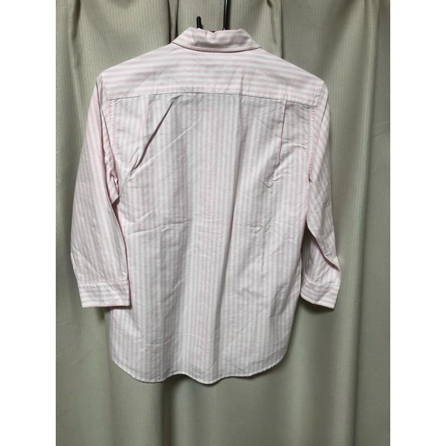 GU(ジーユー)のジーユー  シャツ  ストライプ メンズのトップス(シャツ)の商品写真