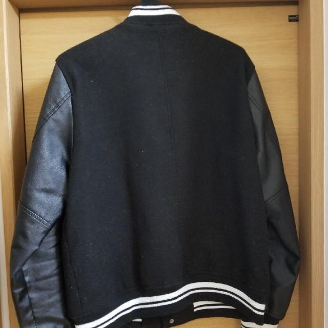 GU(ジーユー)のスタジャン メンズ xl メンズのジャケット/アウター(スタジャン)の商品写真