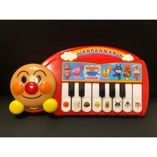 アンパンマン(アンパンマン)のアンパンマン  ミニピアノ(楽器のおもちゃ)