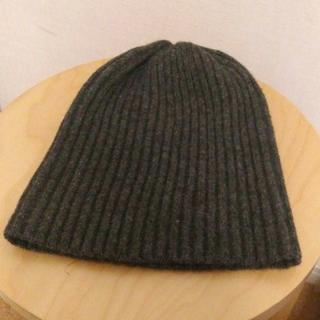 ユニクロ(UNIQLO)のニット帽 ユニクロ ニットキャップ(ニット帽/ビーニー)