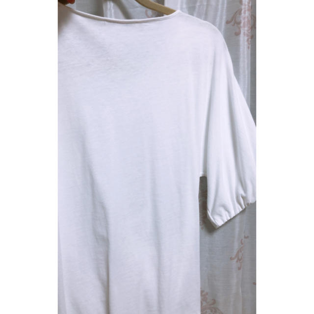 ZARA(ザラ)のデザインカットソー レディースのトップス(カットソー(半袖/袖なし))の商品写真