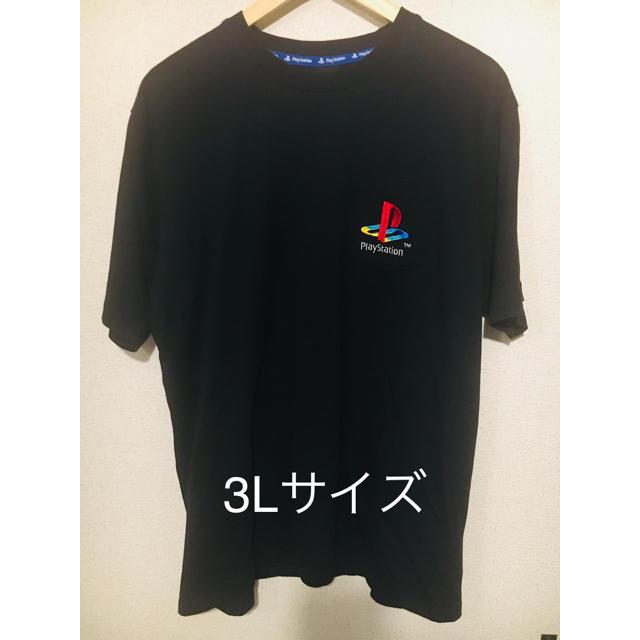 しまむら(シマムラ)の【新品未使用】しまむら プレイステーション コラボ Tシャツ メンズのトップス(Tシャツ/カットソー(半袖/袖なし))の商品写真