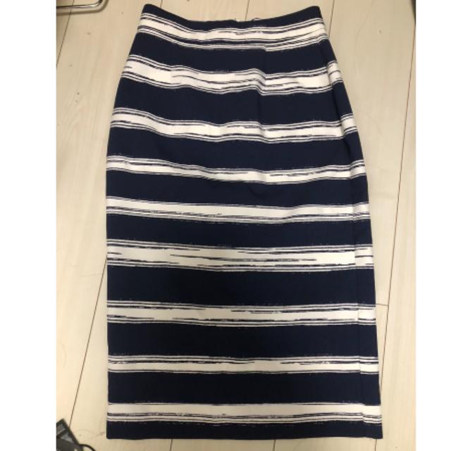 ZARA(ザラ)のザラ♡スリットスカート レディースのスカート(ひざ丈スカート)の商品写真