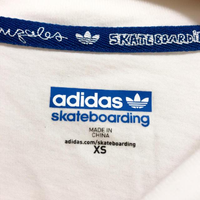 adidas(アディダス)のアディダス スケートボーディング ポケットTシャツ メンズのトップス(Tシャツ/カットソー(半袖/袖なし))の商品写真